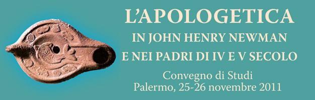 Apologetica in John Henry Newman e nei padri del IV e V Secolo