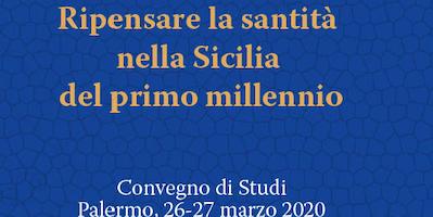 Ripensare la santità nella Sicilia del primo millennio